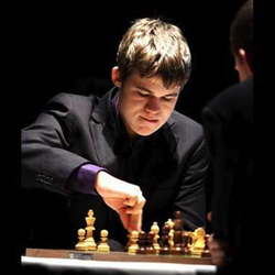 Watch Carlsen and Anand fight to be World Chess Champion
