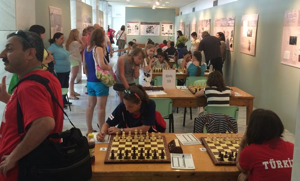 ESCC: The Loneliness of the Long-Distance Chess Parent