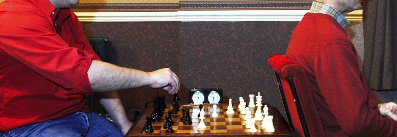 Blindfold chess in Cumnor